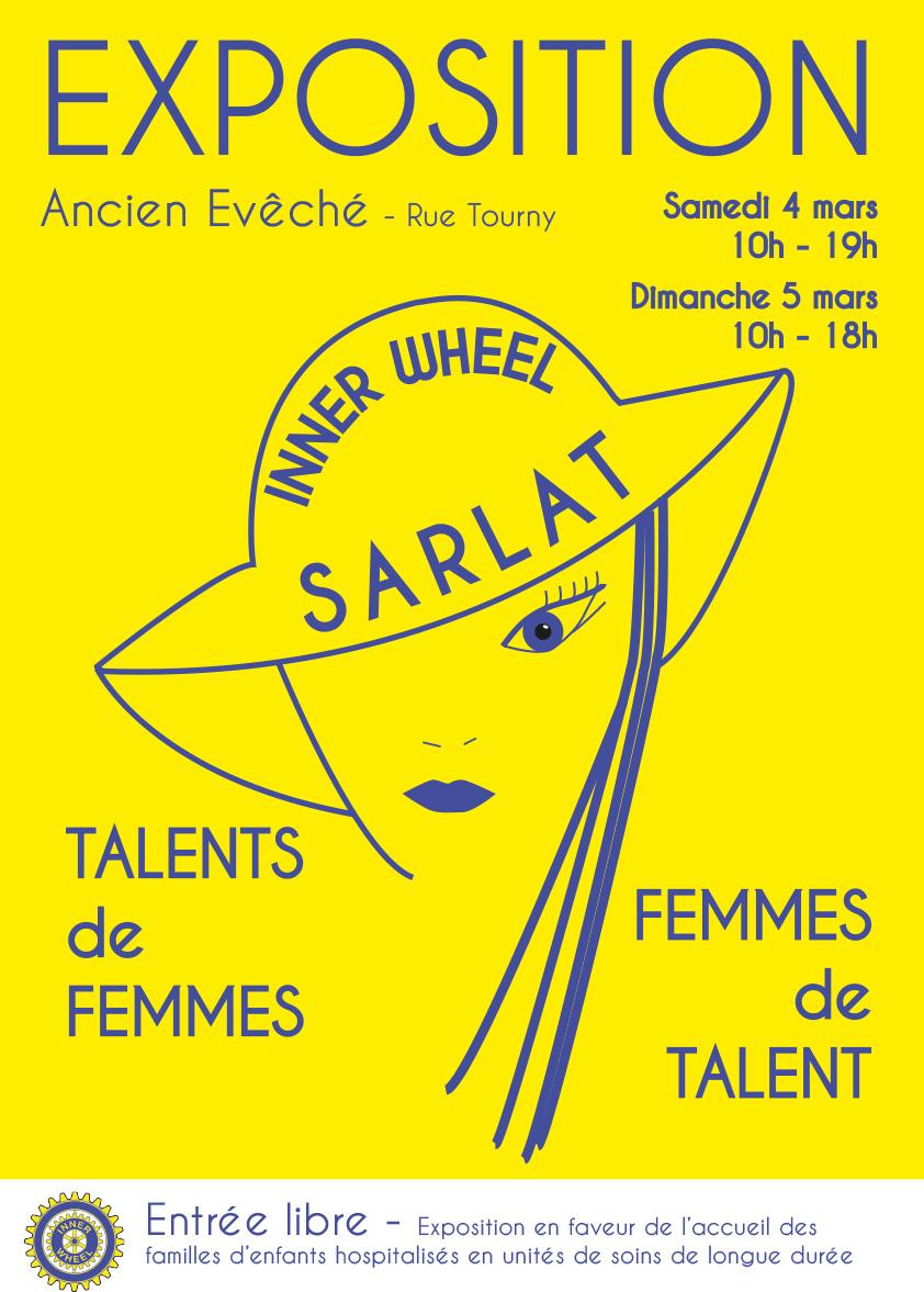 Talents de Femmes à Sarlat