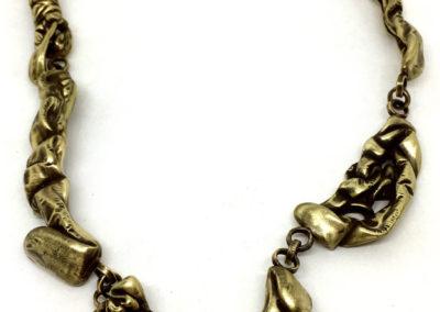 Collier en bronze